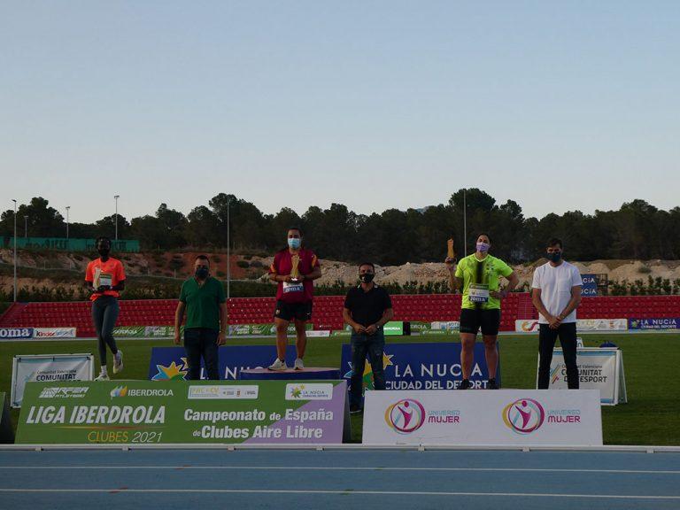 El Barça y el Playas Castellón ganan el Nacional de Clubes de Atletismo en La Nucía