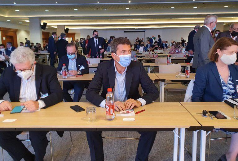 Carlos Mazón critica la 'madrileñofobia' del Consell e insta a Puig a recuperar el turismo