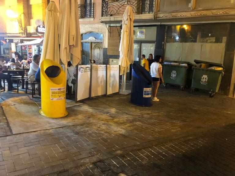 Ciudadanos Benidorm pide remodelar la plaza de la Constitución