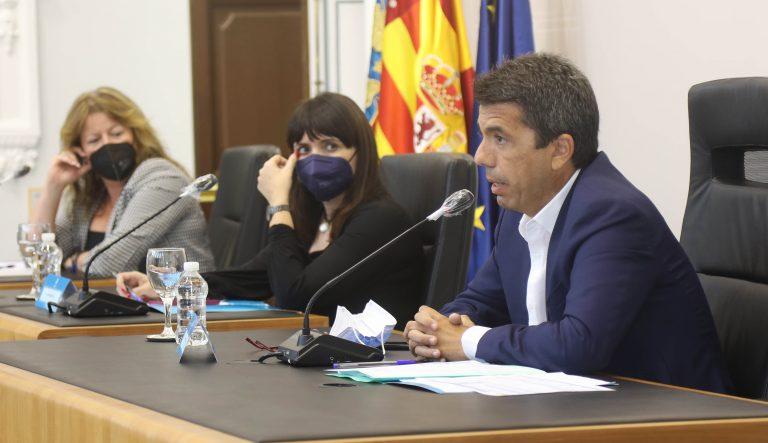 Diputación resuelve las primeras ayudas para el Plan +Cerca y ayudas Dana
